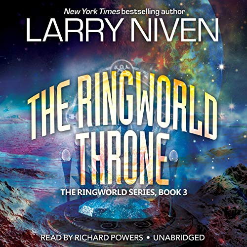The Ringworld Throne (Ringworld Series, Book 3)(Library Edition): Larry Niven