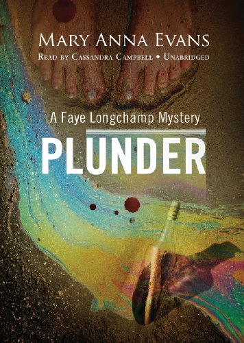 9781455126811: Plunder (Faye Longchamp Mysteries, Book 7)