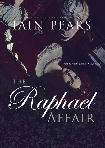 9781455128082: The Raphael Affair (Jonathan Argyll-Art History Mysteries, Book 1) (Jonathan Argyll Mysteries)