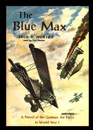 9781455129850: The Blue Max (Library Edition)