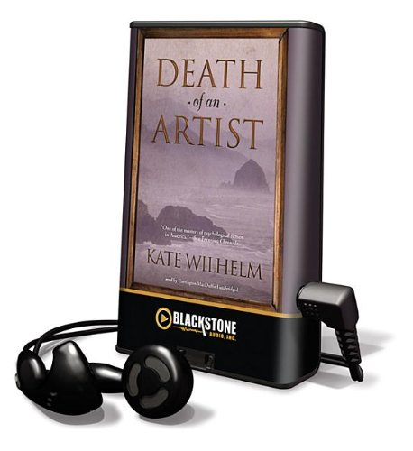 9781455134557: Death of an Artist [With Earbuds] (Playaway Adult Fiction)