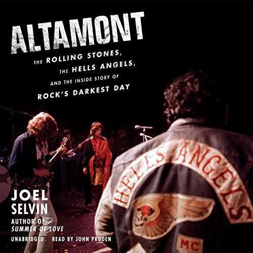 9781455135479: Altamont: The Rolling Stones, the Hells Angels, and the Inside Story of Rock's Darkest Day