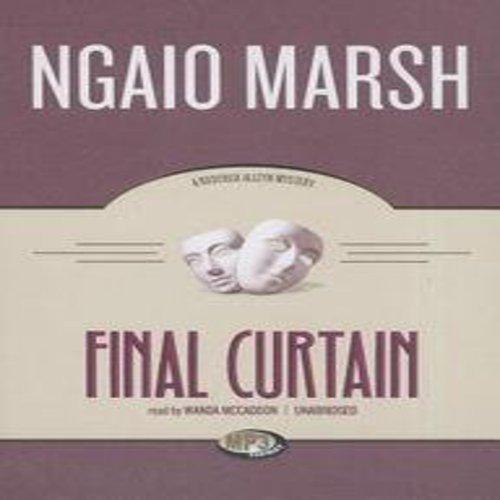 Final Curtain -: Ngaio Marsh