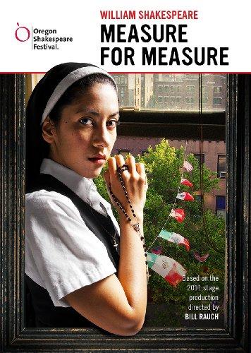 9781455137534: Measure for Measure (Oregon Shakespeare Festival Audio Dramatization)