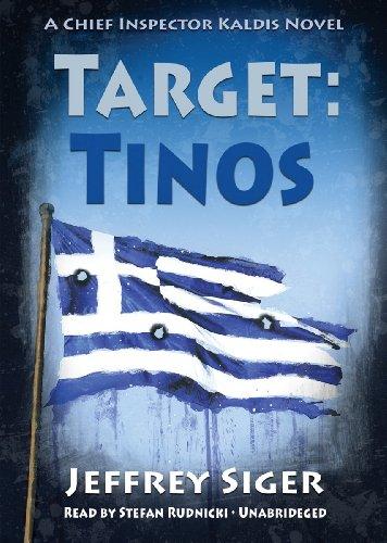 9781455154456: Target: Tinos (Chief Inspector Kaldis)