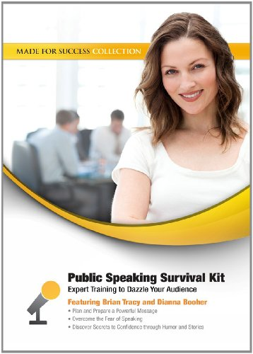 9781455158355: Public Speaking Survival Kit: Expert Training to Dazzle Your Audience (Made for Success Collections)