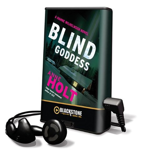 9781455160334: Blind Goddess [With Earbuds] (Hanne Wilhelmsen Novels)