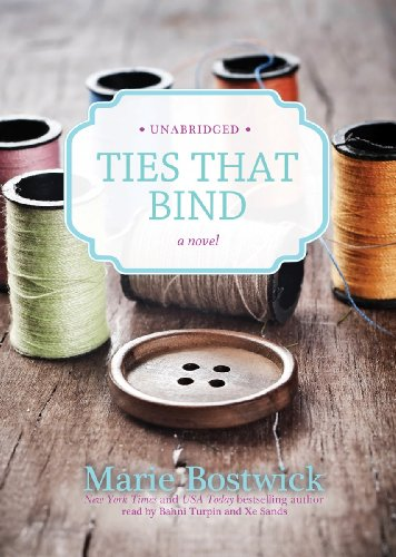 9781455161119: Ties That Bind (Cobbled Court, Book 5) (Cobbled Court Quilts Novels)