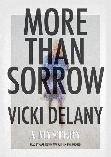 More Than Sorrow (Poisoned Pen Press Mysteries): Delany, Vicki