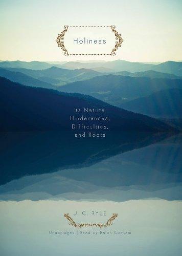 Holiness -: J. C. Ryle