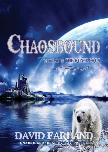 9781455164059: Chaosbound (Runelords, Book 8) (The Runelords)