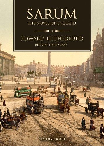 Sarum - The Novel of England: Edward Rutherfurd