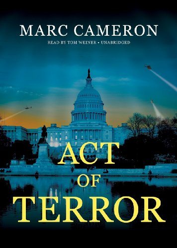 9781455168385: Act of Terror (Jericho Quinn)