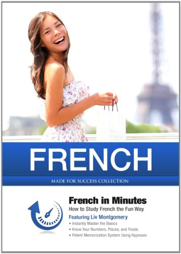 9781455168828: French in Minutes: How to Study French the Fun Way (Made for Success Collection)