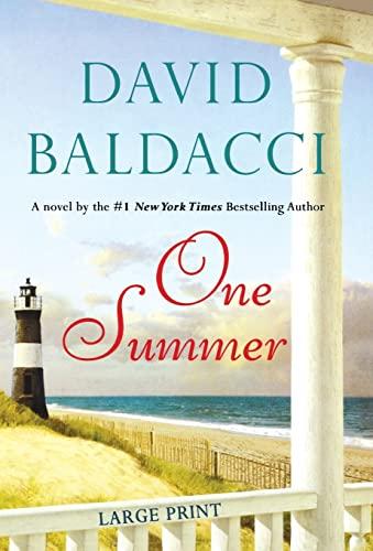 9781455500123: One Summer (Large Type / Large Print)
