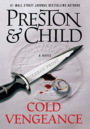 9781455500130: Cold Vengeance (Large Type / Large Print Edition)