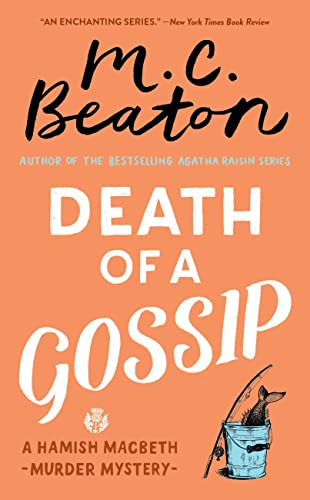 9781455501465: Death of a Gossip (A Hamish Macbeth Mystery)