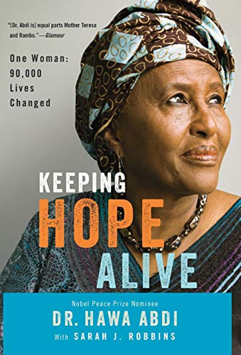 9781455503766: Keeping Hope Alive: One Woman: 90,000 Lives Changed