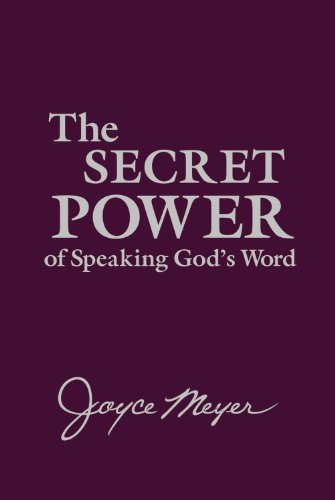 9781455506200: The Secret Power of Speaking God's Word