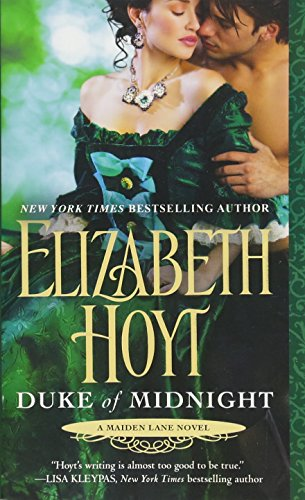 9781455508341: Duke of Midnight (Maiden Lane)