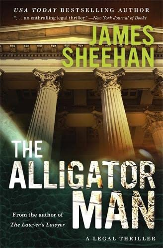 9781455508631: The Alligator Man