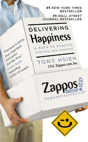9781455508907: Delivering Happiness