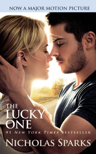 9781455508976: The Lucky One