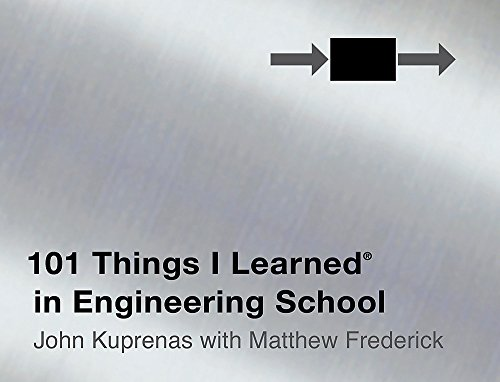 9781455509775: 101 Things I Learned in Engineering School