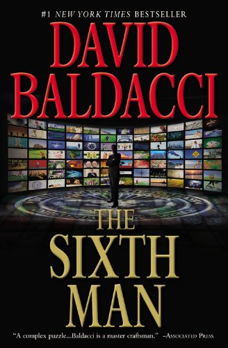 9781455510320: The Sixth Man (King & Maxwell Series)