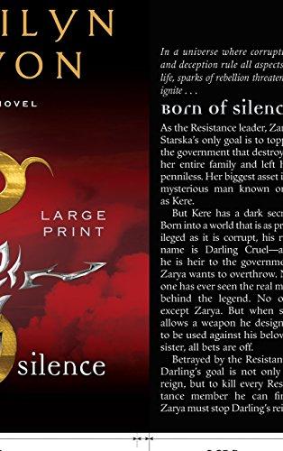 9781455513376: Born of Silence (League: Nemesis Rising)