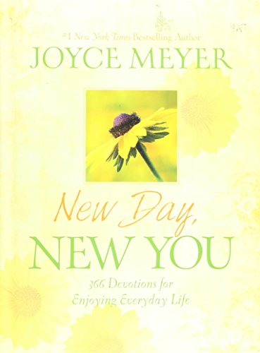 9781455513444: New Day, New You