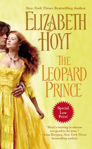 9781455513574: The Leopard Prince (The Prince Trilogy)