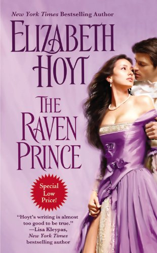 The Raven Prince (Prince Trilogy): Hoyt, Elizabeth
