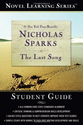 9781455515608: The Last Song (Novel Learning Series)
