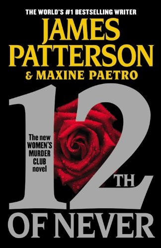 9781455515790: 12th of Never (The Women's Murder Club)