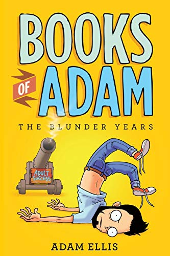 9781455516988: Books of Adam: The Blunder Years