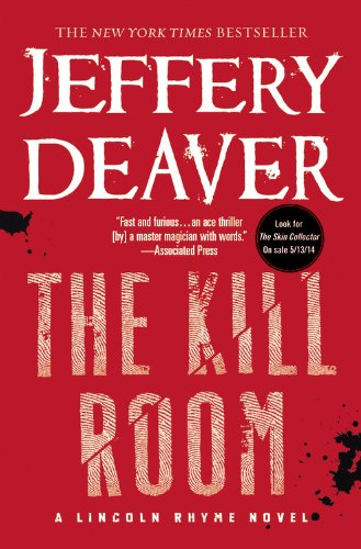 9781455517084: The Kill Room (Lincoln Rhyme)