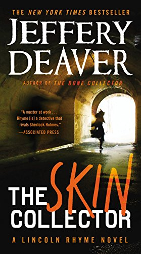 9781455517107: The Skin Collector (Lincoln Rhyme)