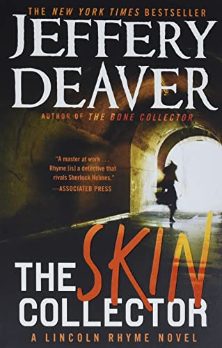 9781455517121: The Skin Collector (A Lincoln Rhyme Novel)