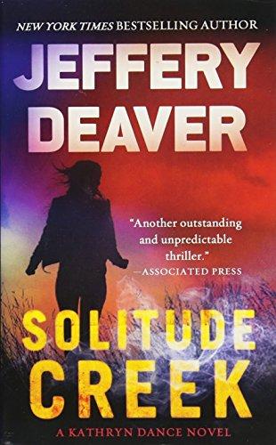9781455517176: Solitude Creek (A Kathryn Dance Novel)