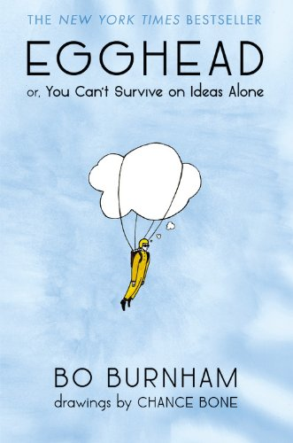 9781455519149: Egghead: Or, You Can't Survive on Ideas Alone