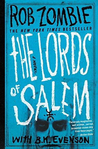 9781455519194: The Lords of Salem