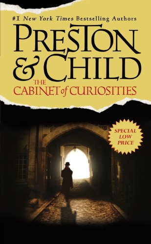9781455519385: The Cabinet of Curiosities (Agent Pendergast series)