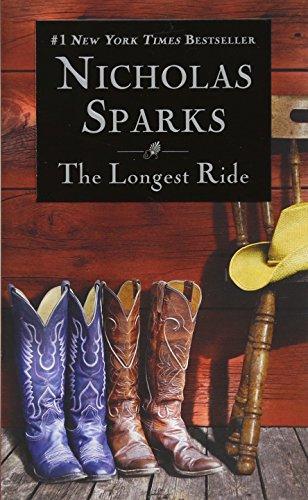 9781455520633: The Longest Ride