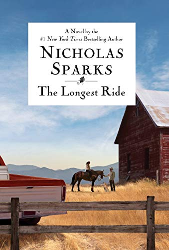 [signed] The Longest Ride