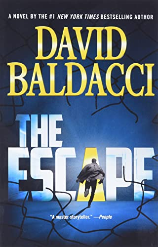 The Escape (John Puller Series): Baldacci, David