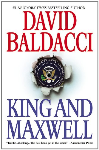 9781455521241: King and Maxwell
