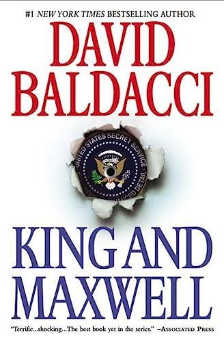 9781455521241: King and Maxwell (King & Maxwell Series)