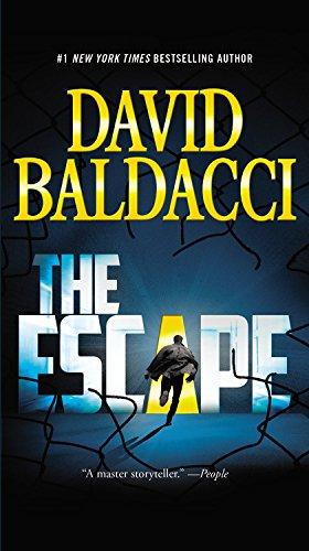 The Escape (John Puller Series): David Baldacci