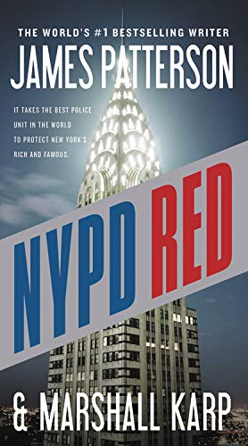 NYPD Red: Patterson, James; Karp, Marshall